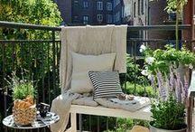 balcony / Balcony - tips and ideas