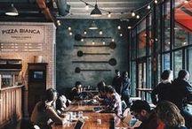 Café / interiors and ideas