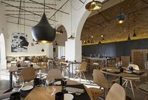 restaurant interior / Spoinq is being used in various restaurants, hotels and congrescenters. Take a look for more inspiration!