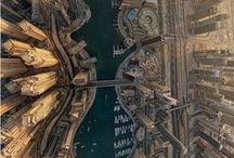 From The Air :: Picr / Sometimes a change in perspective can produce stunning imagery...