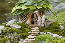 Fairy/mini garden diy