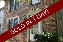 7570 Aspenpark Road, Lorton, VA / 3 Bedroom End TOWNHOUSE FOR SALE in Lorton!  Contact us for private viewing - 703-562-1815 or info@AJTeamRealty.com  http://www.SellmyhomeNOVA.com  Hardwood flooring and crown molding throughout main level  granite counters, breakfast bar, upgraded lighting and custom back-splash • Finished walk-out basement with fireplace, crown molding, and storage area. 1622 square feet of finished living space • 1 Mile to Lorton Metro Station, Lorton Station Shops  • 3 Miles to Fort Belvoir