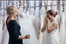 Wedding Dresses :: Picr / Say yes to the dress! Wedding dress inspiration here.