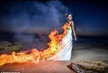 Trash the Dress :: Picr / Best ideas and examples to trash your wedding dress!