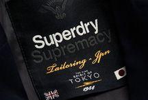 Superdry. / 極度乾燥(しなさい)