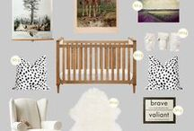 Nurseries and Kids Rooms / adorable decorating ideas for your little ones