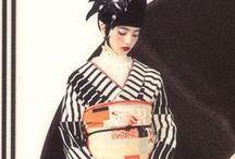 Kimono + Yukata