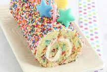 gâteaux d'anniversaire