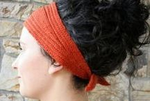 Stashbusters / Creative ideas to use up some of those odds and ends of yarn and roving or single skeins in your stash!