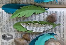Paper: Craft / by Ideasfromtheforest Saartje Janssen