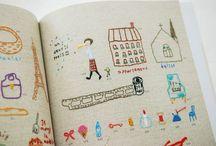 Books / by Ideasfromtheforest Saartje Janssen