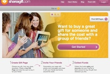 Shareagift  / What we do, who we are, how it works, charitable pages