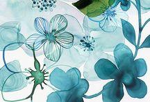 Flowers / by Ideasfromtheforest Saartje Janssen