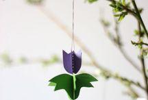 Paper: Origami / by Ideasfromtheforest Saartje Janssen