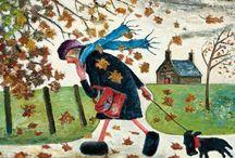 Autumn / by Ideasfromtheforest Saartje Janssen