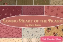 Quilts - Fabric I Love