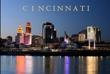 Cincinnati, Ohio / You're from where you're from. / by Megan Miller