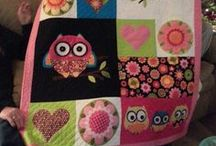 Quilts - Some of my work