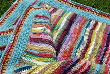 Crochet II ~ Afghans, Blankets, Throws, & Pillows / *Free* patterns & inspiration for design and colors :-)   NOTE: If you see something you like, I take custom orders. Contact me through Pinterest e-mail. / by Trish W