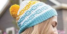 Quick Knits / Knit patterns for projects you can knit up in a jiffy.