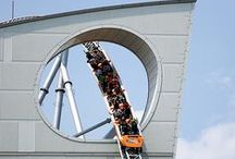 Amusement Parks, Rides, Carnivals, Fairs / by Gina Forsyth