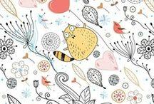 pattern / by Lovelytocu