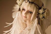 dolls / by Lovelytocu