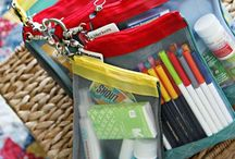 Travel Organization / Ideas to help you organize your vacation, plan your trip and have an organized vacation.