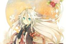 cute kawaii and anime / by Lovelytocu