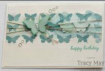 Butterfly cards / by Susan Brandano