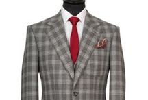 Tailoring / High quality, bespoke suits.