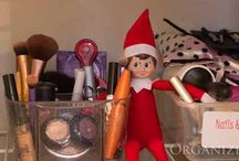 Elf on the Shelf for Direct Sales / Promote your business by showing the Elf on the Shelf using your products every day! / by Lisa @ Organize 365