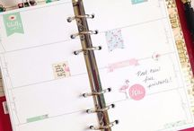 Calendar Organization / An organized calendar is the key to getting more done and finding margin in your month. From color coding your calendar to taking days off, come find calendar organizing ideas.