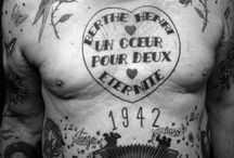 Tattoo d'autrefois