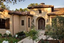 Hill Country home / Got pin happy after making an offer on a Spanish stucco home in Austin, but let's roll with it / by Tina Berry