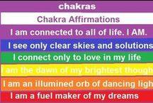 Chakra Healing / by Robyn Lea
