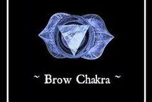 Chakra Third Eye / by Robyn Lea