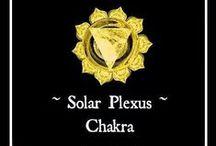 Chakra Solar Plexus / by Robyn Lea