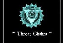 Chakra Throat / by Robyn Lea