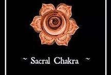 Chakra Sacral / by Robyn Lea