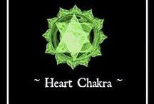Chakra Heart / by Robyn Lea