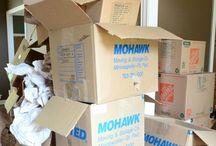 Organization - Moving