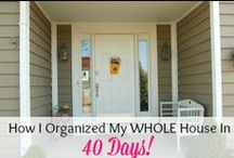 2012 Organize 365 Blog Posts / See what Professional Organizer, Lisa Woodruff, was up to in 2012 on Organize 365!