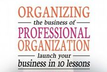 Professional Organizers Think Tank / What's exciting professional organizers? THESE pins. :) Come get your fill of organizational pins here. LIMIT 3 pins per day. All pins must be organization related.  To join this board email lisa@organize365.com in the subject put POTT board. Follow the board. In your email please give me your direct link to your Pinterest account.  / by Lisa @ Organize 365