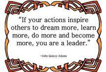 Leadership / by Robyn Lea