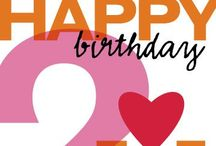 Birthday and other cards