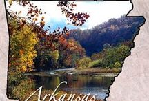 Arkansas /  The Natural State / by Trish W