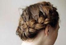 Simple hairstyles / El mejor peinado es aquel con el que te levantas cada mañana.