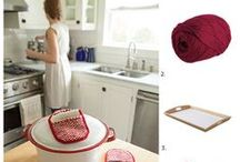 Gift Guide: For the Hostess / A Handmade Holiday Gift Guide from Knit Picks