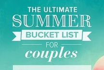 Date Night Ideas / Collection of some of the best date night ideas. Find free dates, at home dates, Valentine's dates, Christmas dates, and DIY dates.